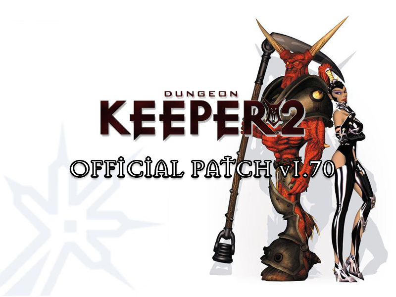dungeon keeper 2 patch 1.7