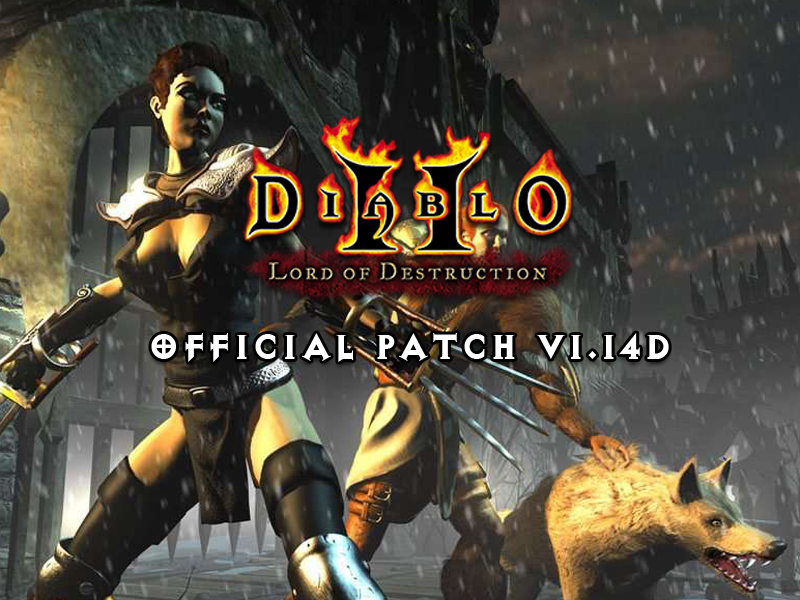 Diablo II: Lord of Destruction v1.14d Patch file - Mod DB