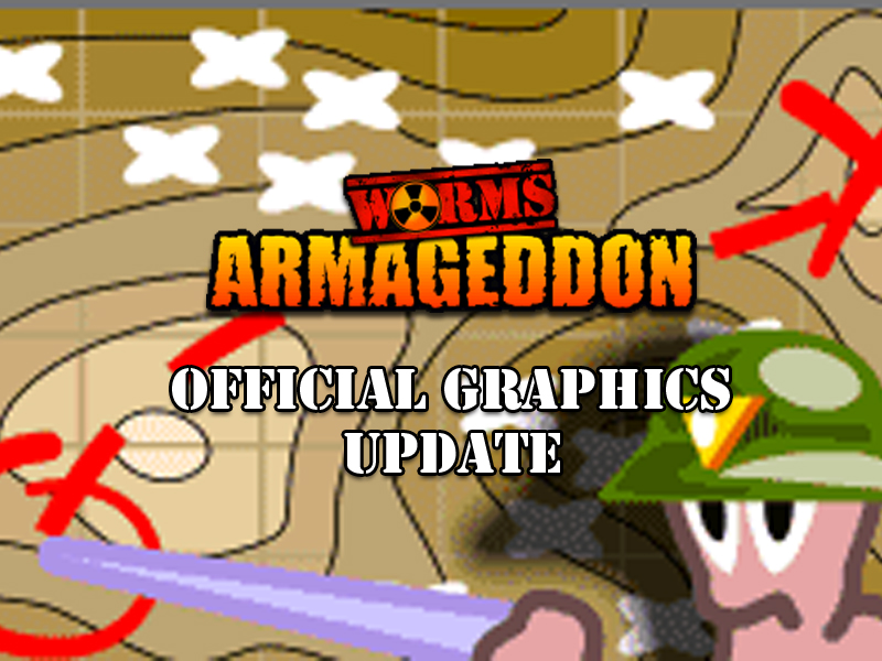 worms armageddon graphics update file mod db