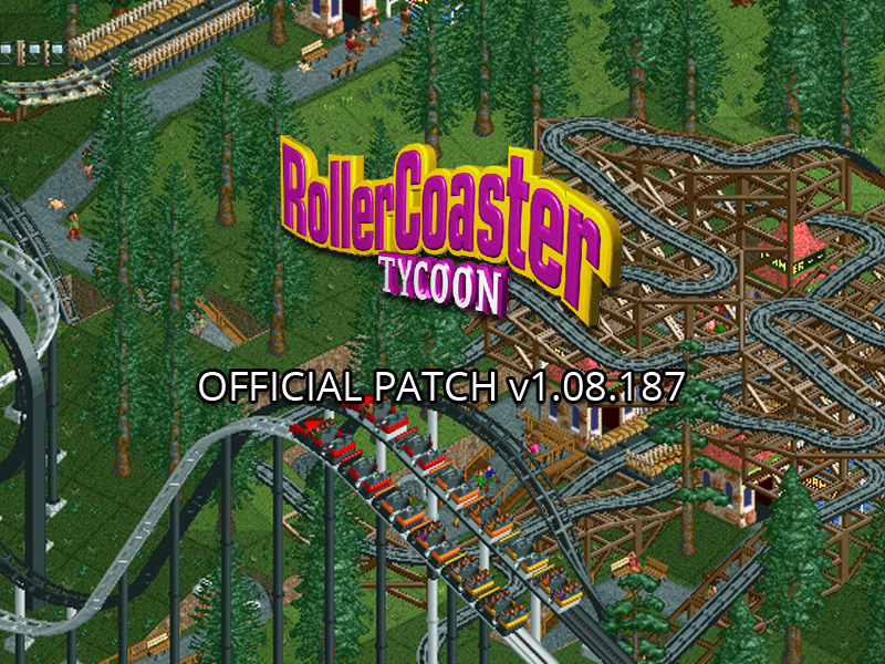 How to run rollercoaster tycoon 2 on windows 10 [all old games.