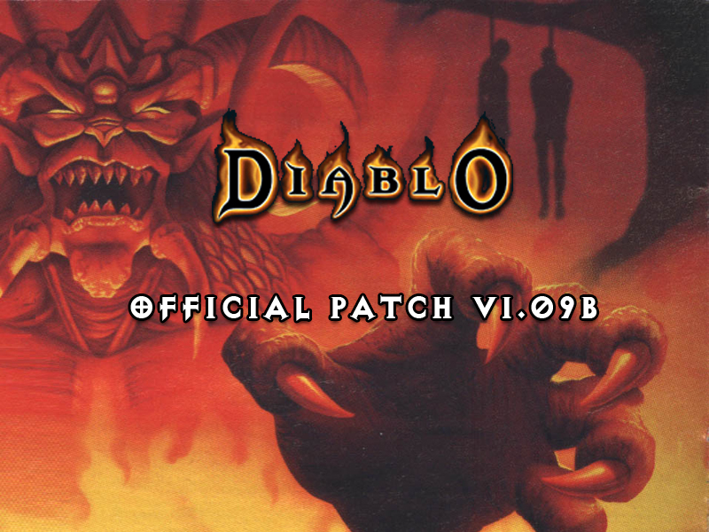 Diablo v1 09b Spawn Patch file - Mod DB