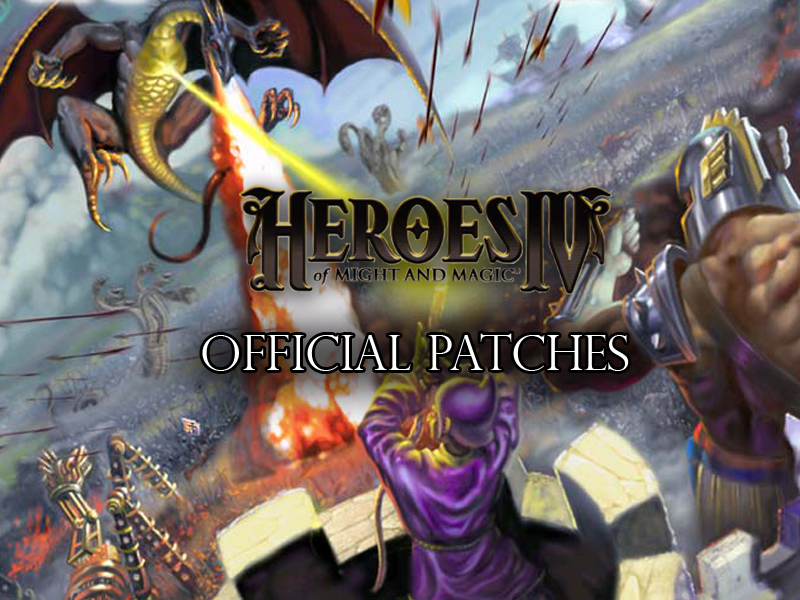 Heroes IV US Patches file - Mod DB