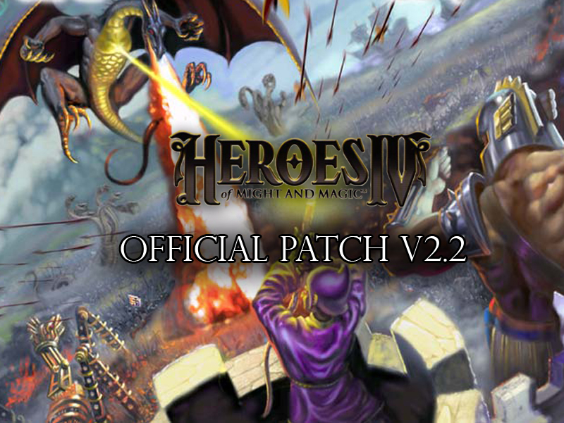Heroes of might and magic 5 patches 13