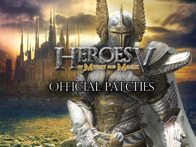 Heroes of might and magic 5 patch 106 eu
