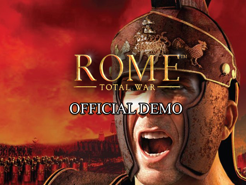 Rome: Total War Demo file - Mod DB