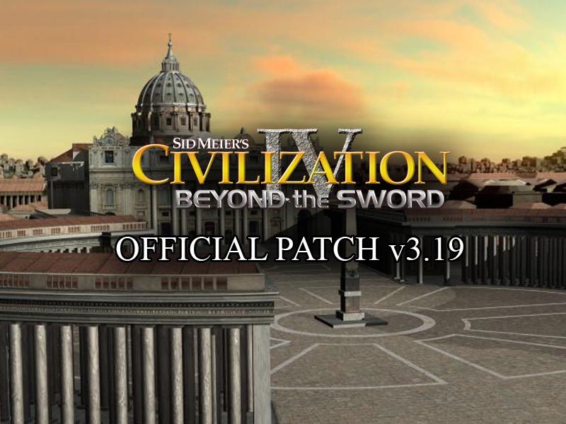 Civilization beyond the sword patch 3.19 download