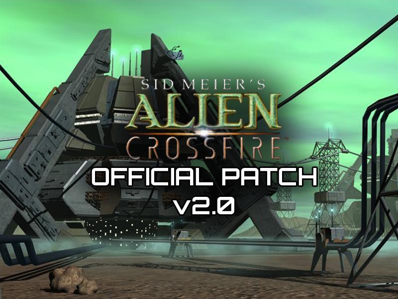 Alpha Centauri - Alien Crossfire 2.0 French Patch file ...