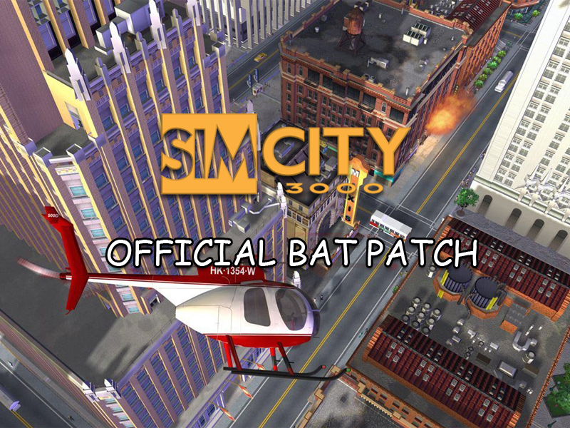 How to get simcity 3000 unlimited for free on pc [windows 7/8/10.