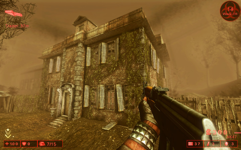 Killing Floor   ENB Graphics Enhancement Mod V1
