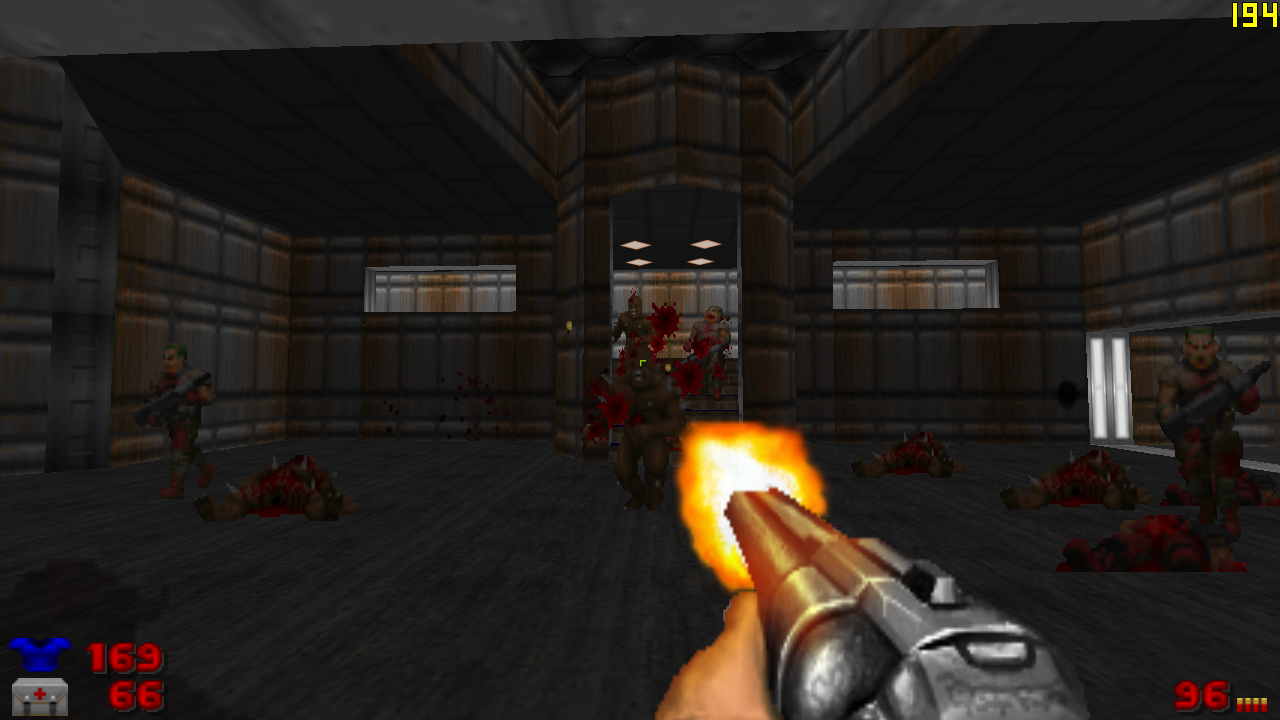 Vanilla Doom 4 Weapons (Dehacked) file - Mod DB