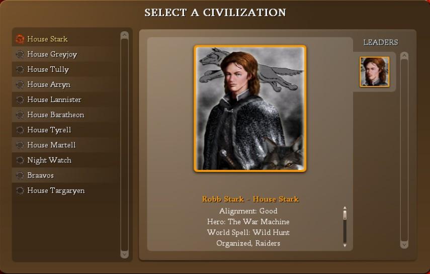 Modgame of thrones patch v101 file civilization iv beyond the modgame of thrones patch v101 sciox Choice Image
