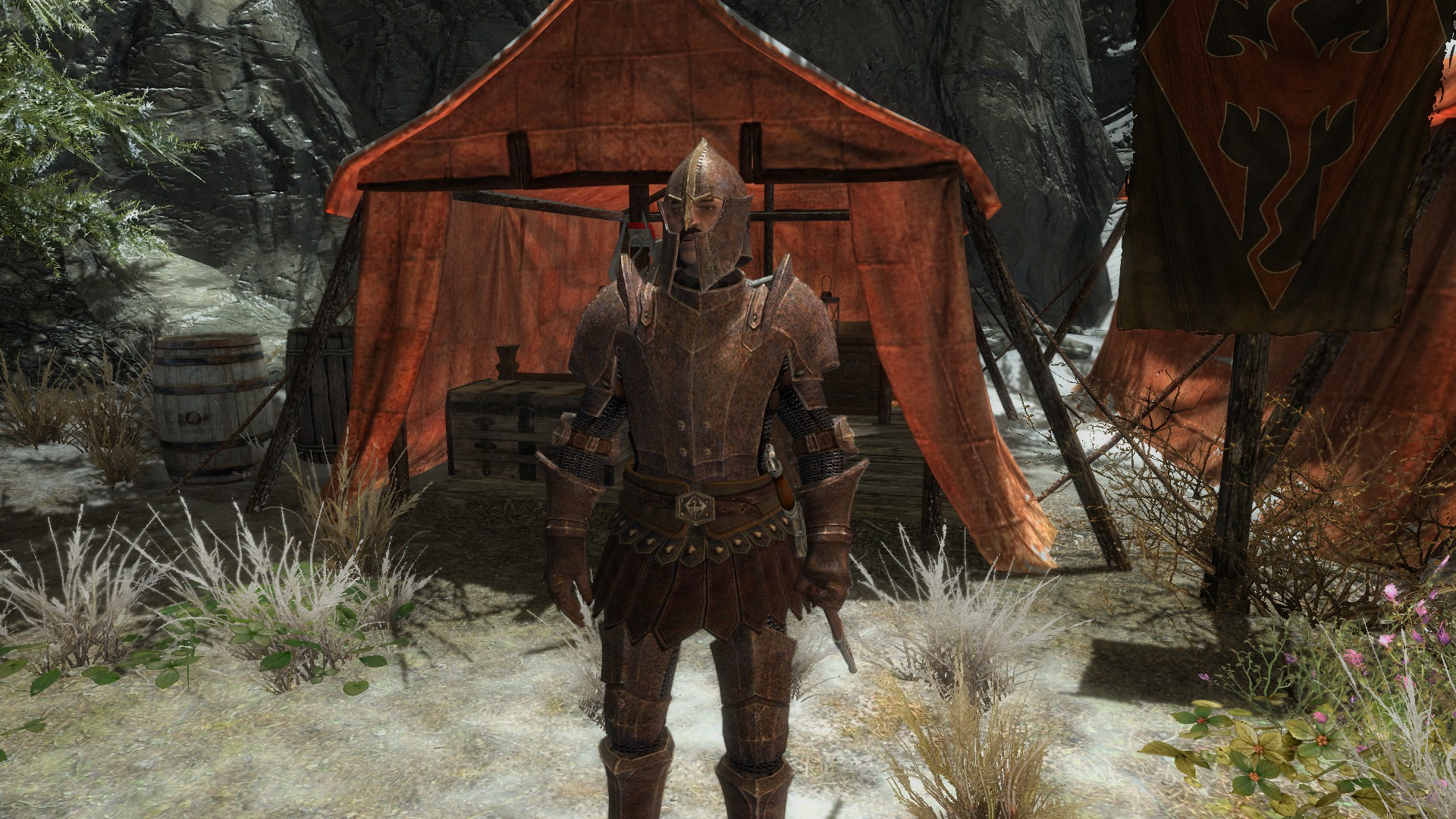 Imperial Armor Replacement addon - Weapons and Armors from