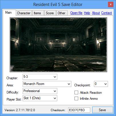 Re4 Hd Save Editor Pc