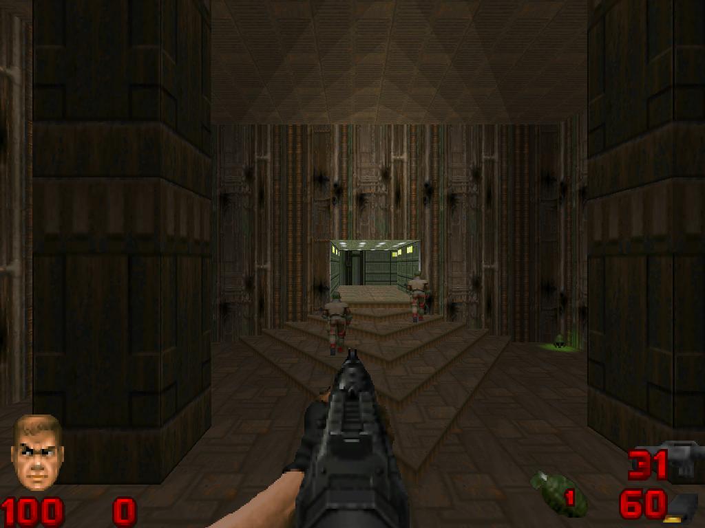 Скачать Игру Doom Brutal Doom - фото 10