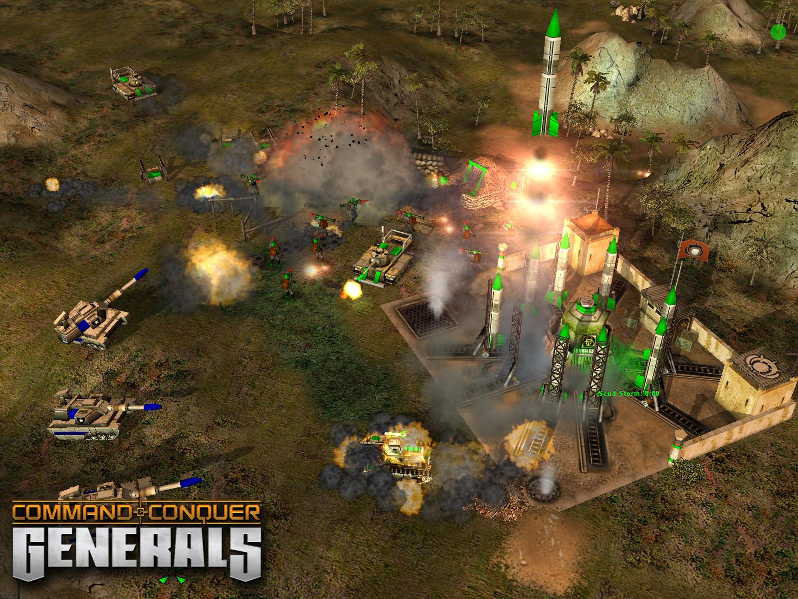 c&c generals zero hour the last stand mod free download