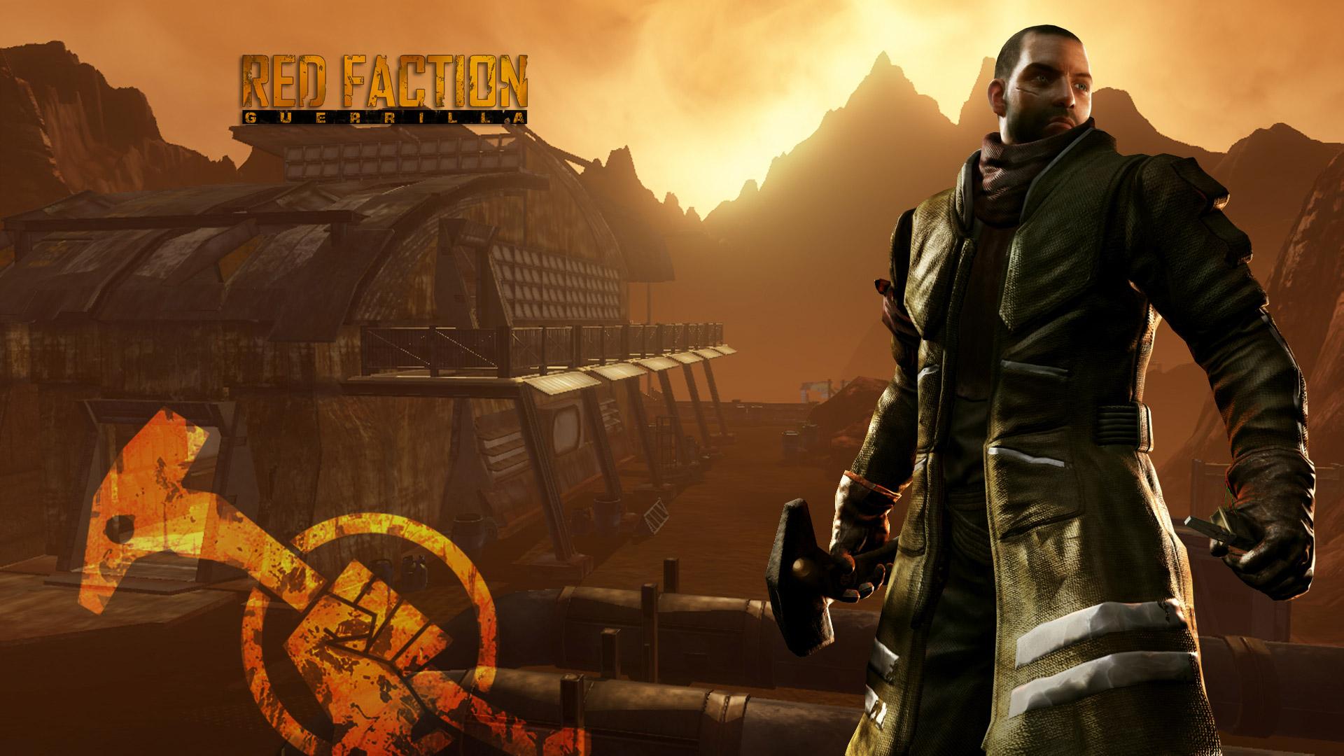 Скачать игру на пк red faction guerrilla