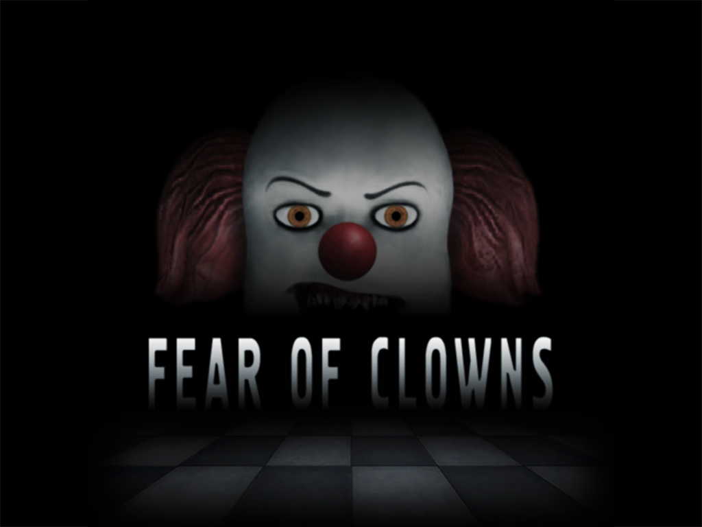 phobia of clowns yahoo dating