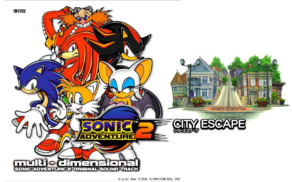 533665ffb017e Original City Escape Soundtrack for Act 2 addon - Sonic Generations ...