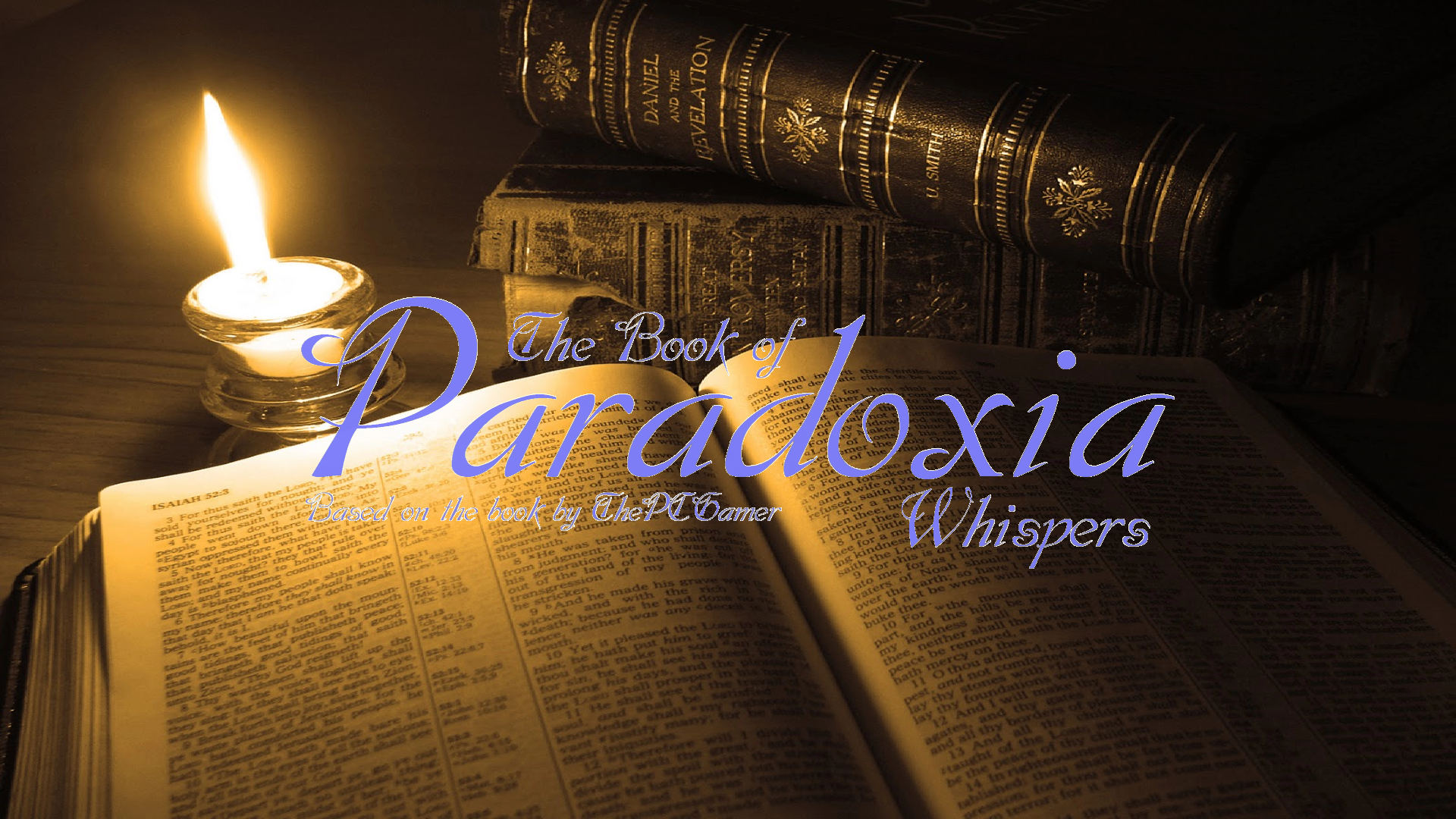 The Book Of Paradoxia Whispers Mac Demo File Mod Db