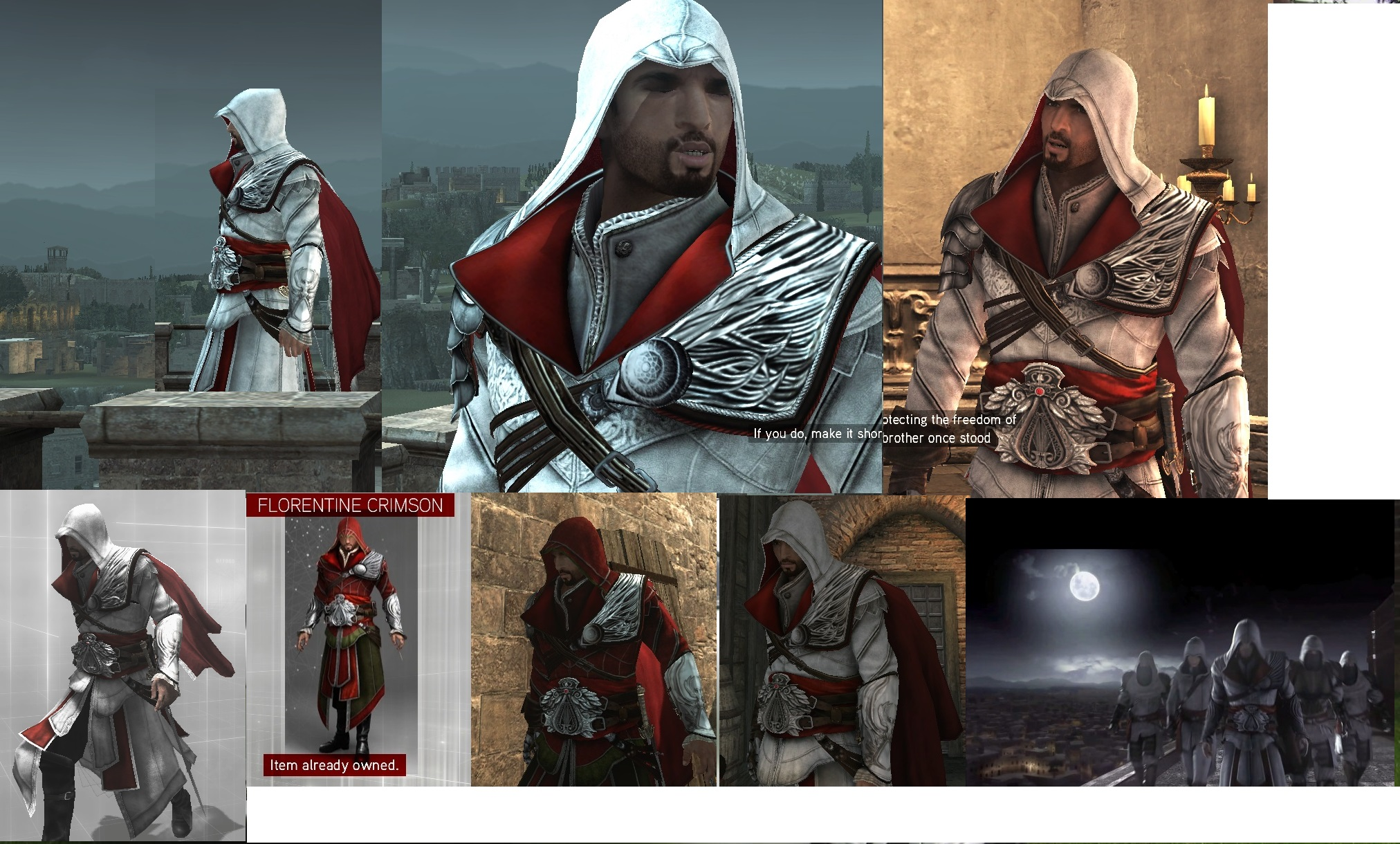 Ezio E3 Outfit Mod Final File Assassin S Creed Brotherhood Mod Db