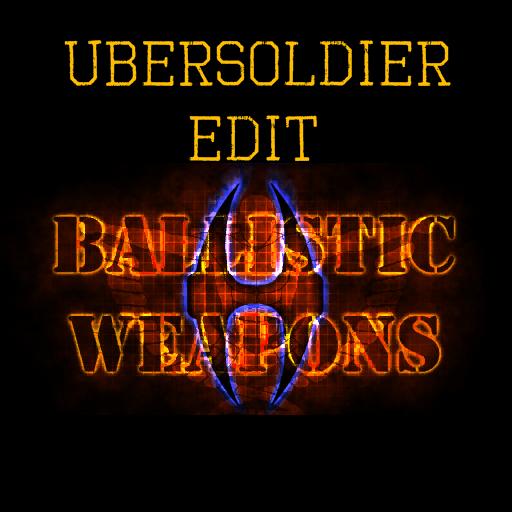 Brutal BWPro (ENG) file - Ubersoldier Import Pack v2 0 mod for