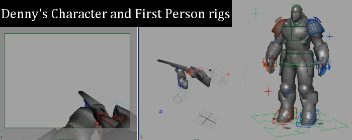 Denny's Maya to UT3 Animation Rigs file - Unreal Tournament 3 - Mod DB