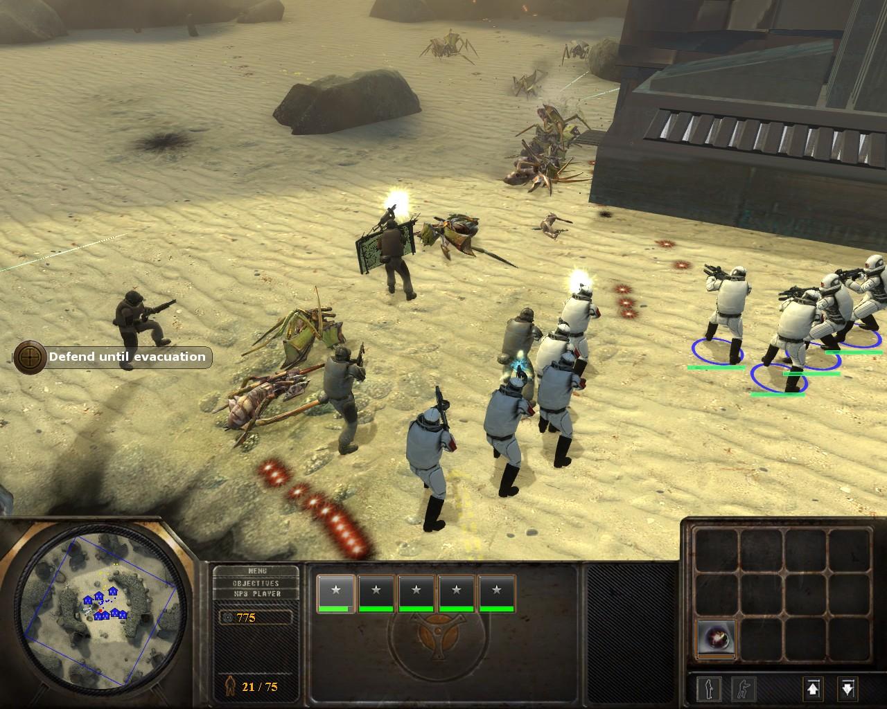 Half-Life 2: Wars v0.5 EXE file - Mod DB