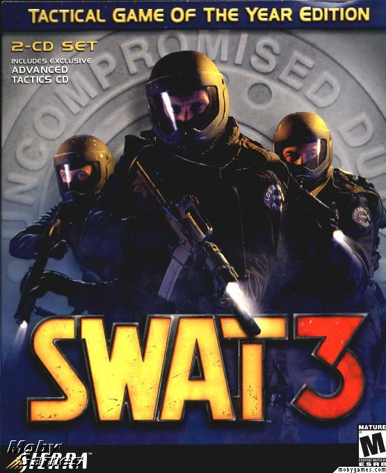 SWAT 3 Close Quarters Battle Elite Edition