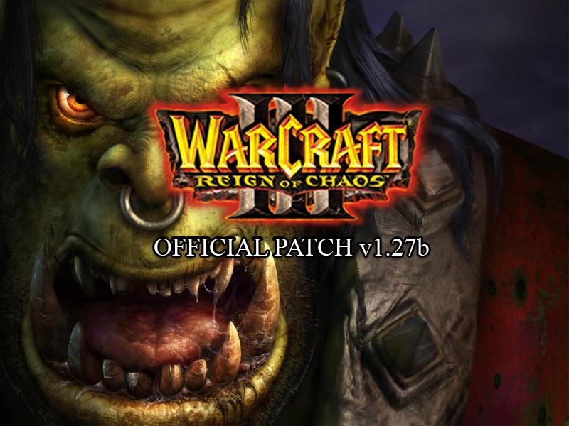 Warcraft 3 Patch 1 27b Zip