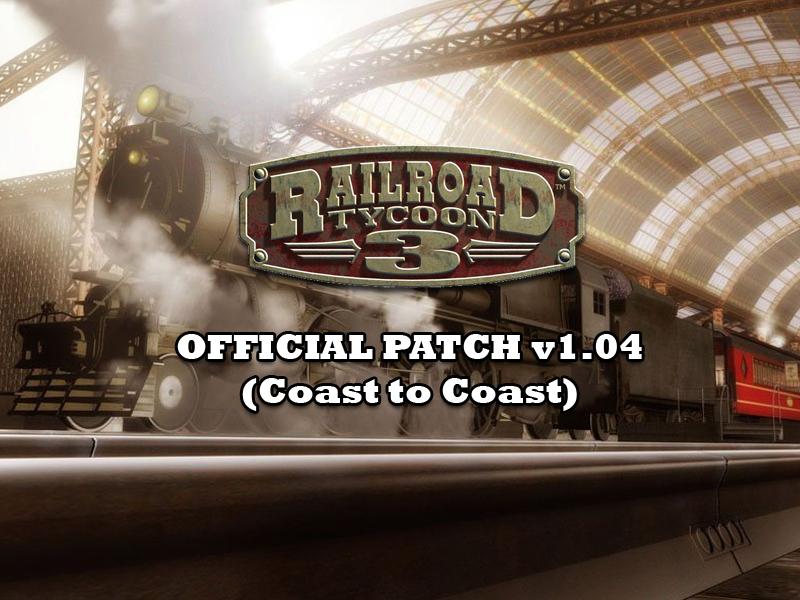 Railroad Tycoon 3 v1 04 Patch (Coast to Coast Exp) file - Mod DB