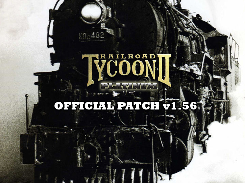 Railroad Tycoon 2: Platinum v1 56 Patch file - Mod DB