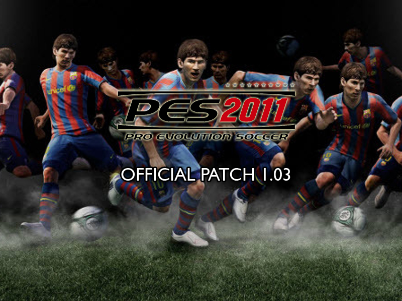 Pes patch 103 download