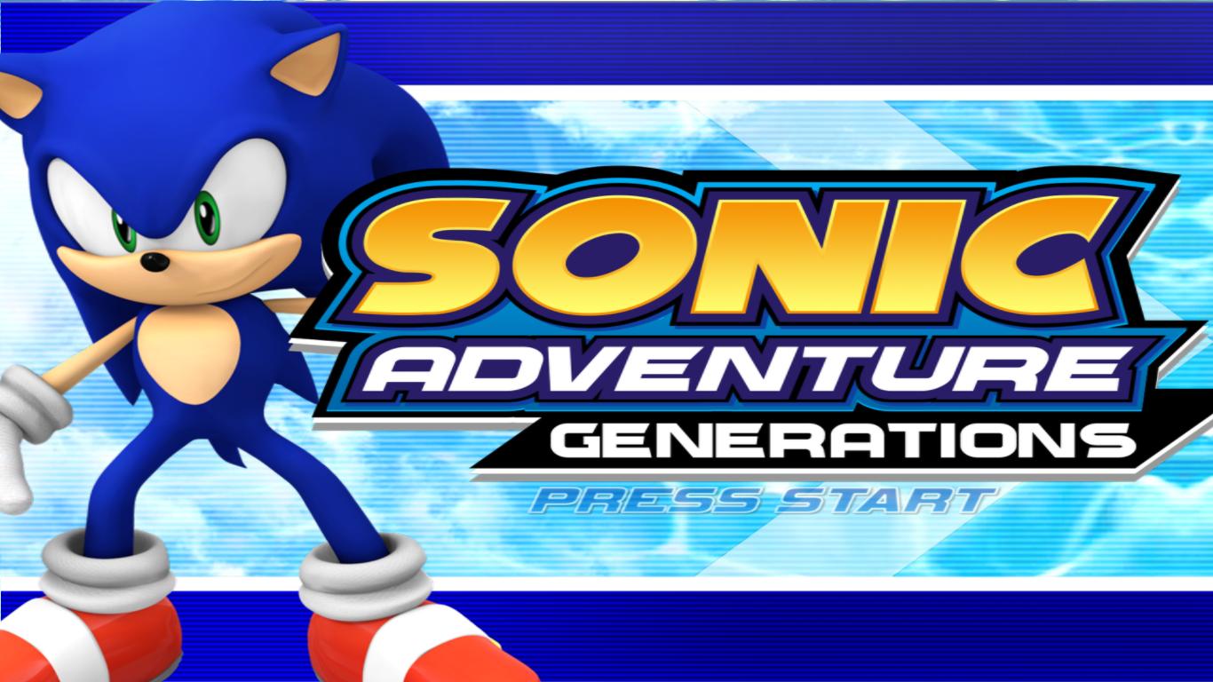SAG V7 0 file - Sonic Adventure Generations DX mod for Sonic