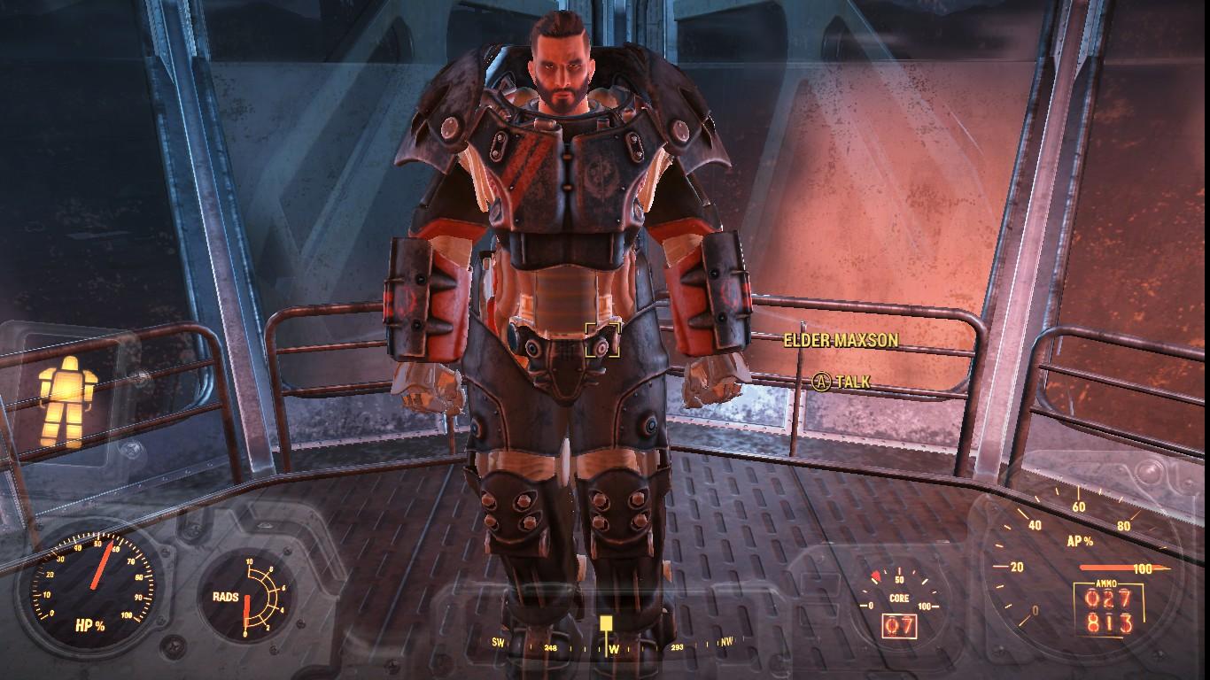 BoS Buffs file - Fallout 4 - Mod DB