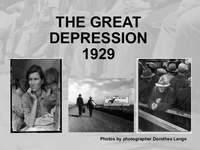 The Great Depression 1929 File Mod Db