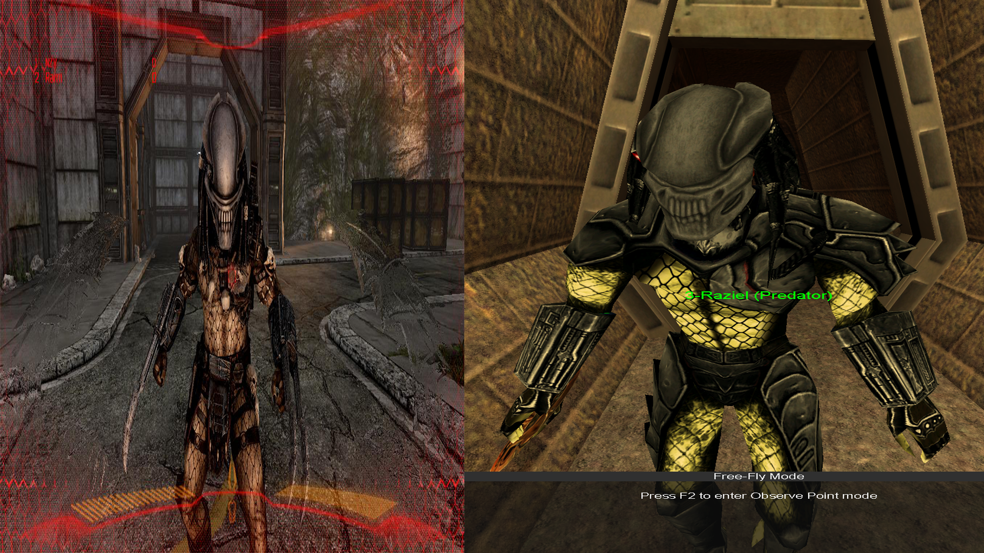 AVP 2010 Serpent Hunter Predator addon - Mod DB
