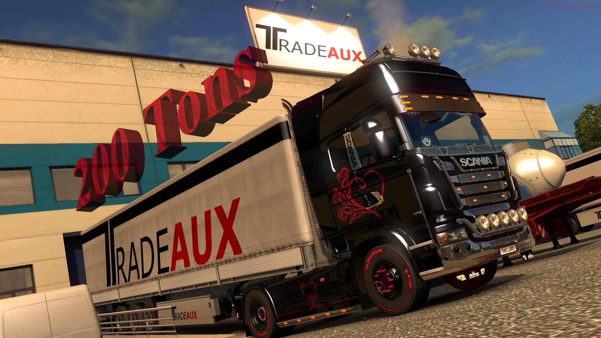 Weight Mod Pack v.2 file - Euro truck simulator 2 ...