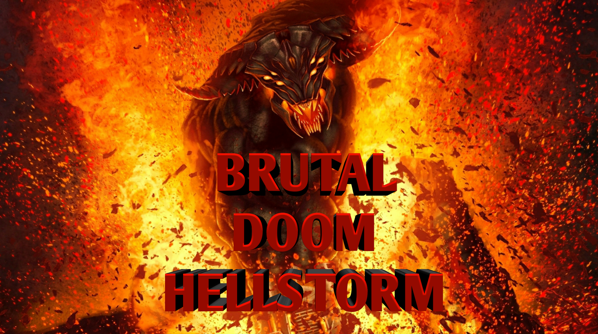 BRUTAL DOOM SAG HELLSTORM V7 ADDON FOR BRUTAL DOOM file - Mod DB