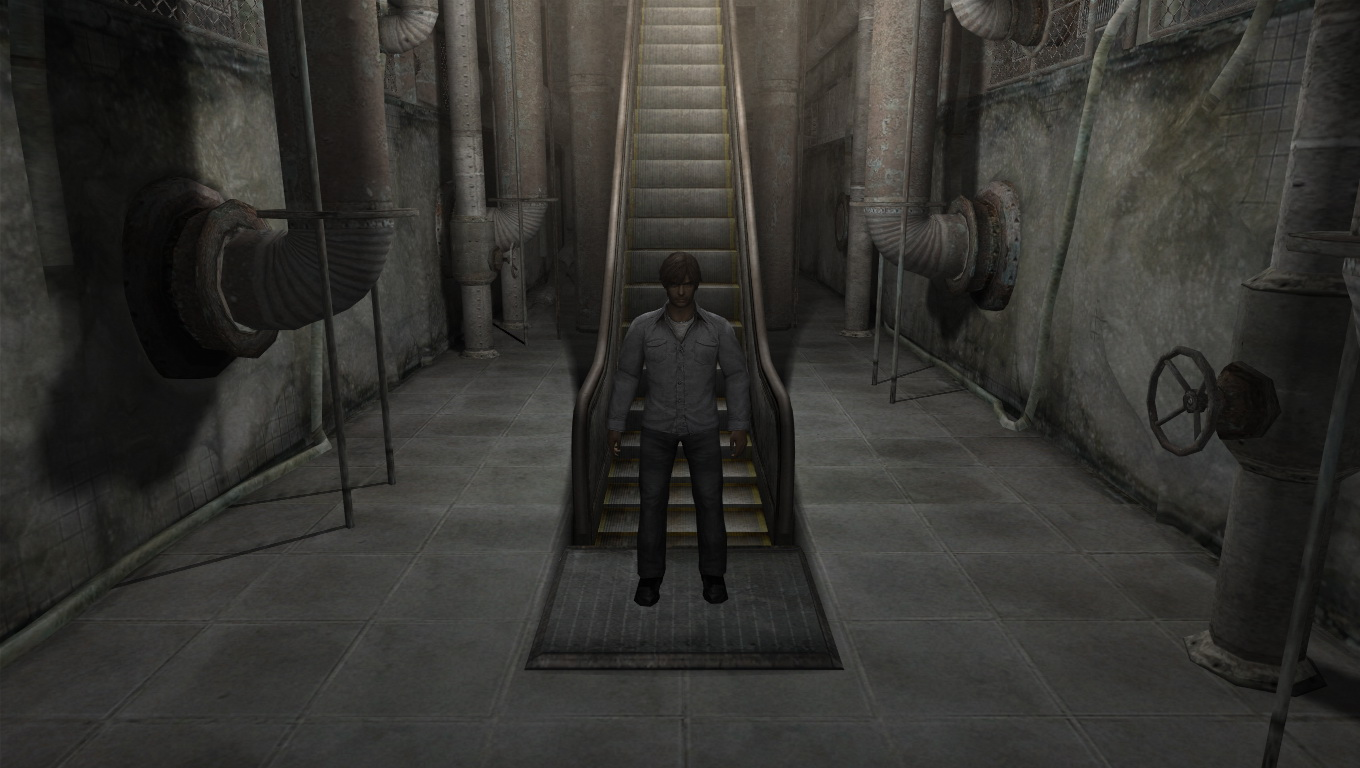 Silent Hill 4 - Wide Screen Patch file - Mod DB