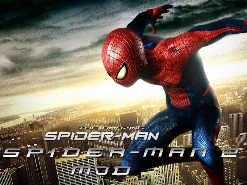 the amazing spider man mod skins download