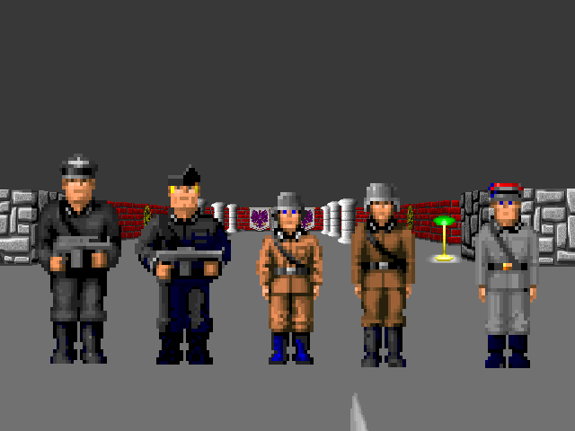 Extreme wolfenstein 3d file mod db for Wolfenstein 3d