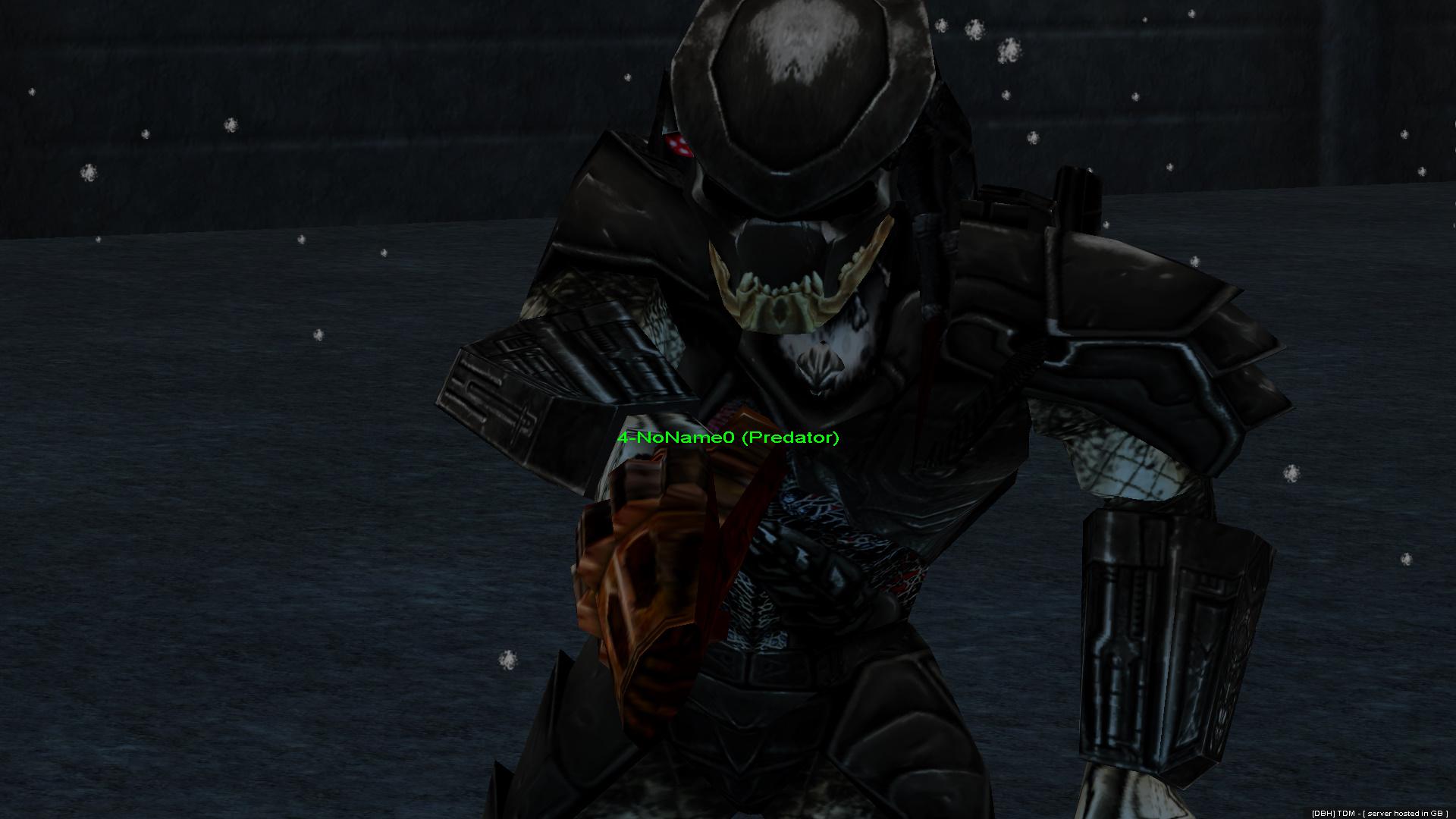 Berserker Predator addon - Mod DB