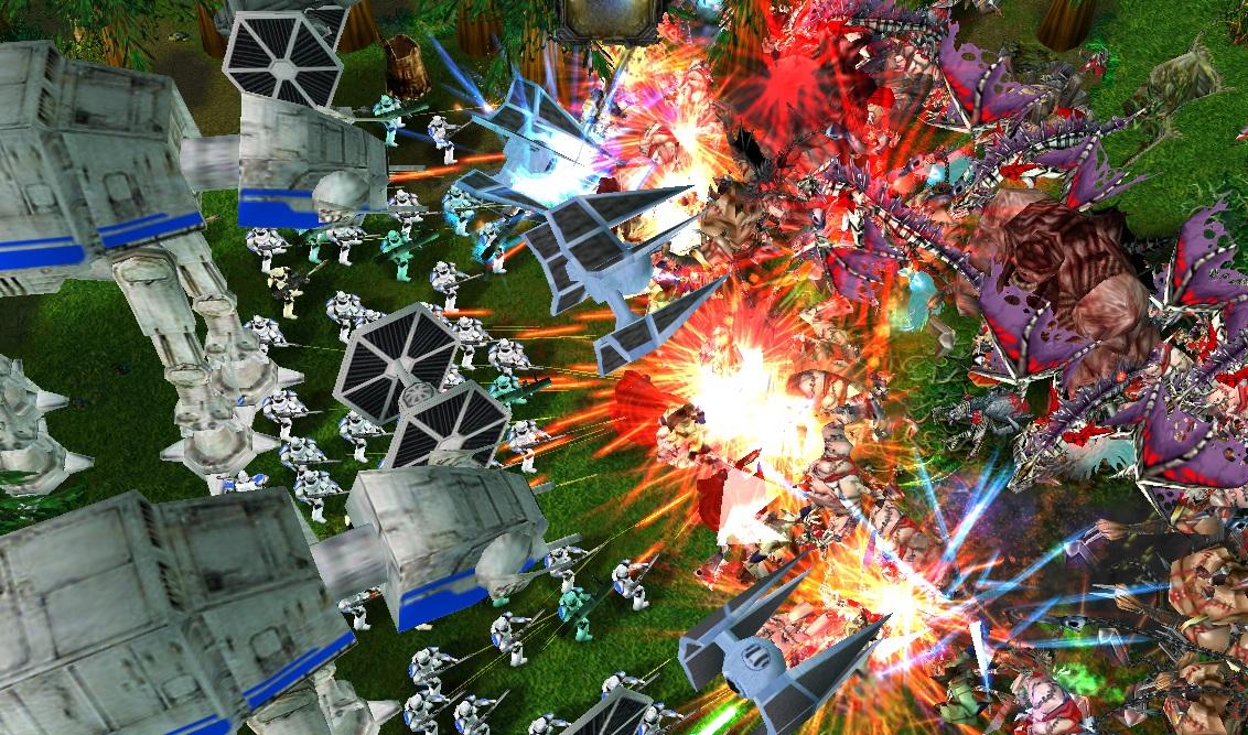 Warcraft 3  Russian Star Wars [Undead Mod] addon - Mod DB