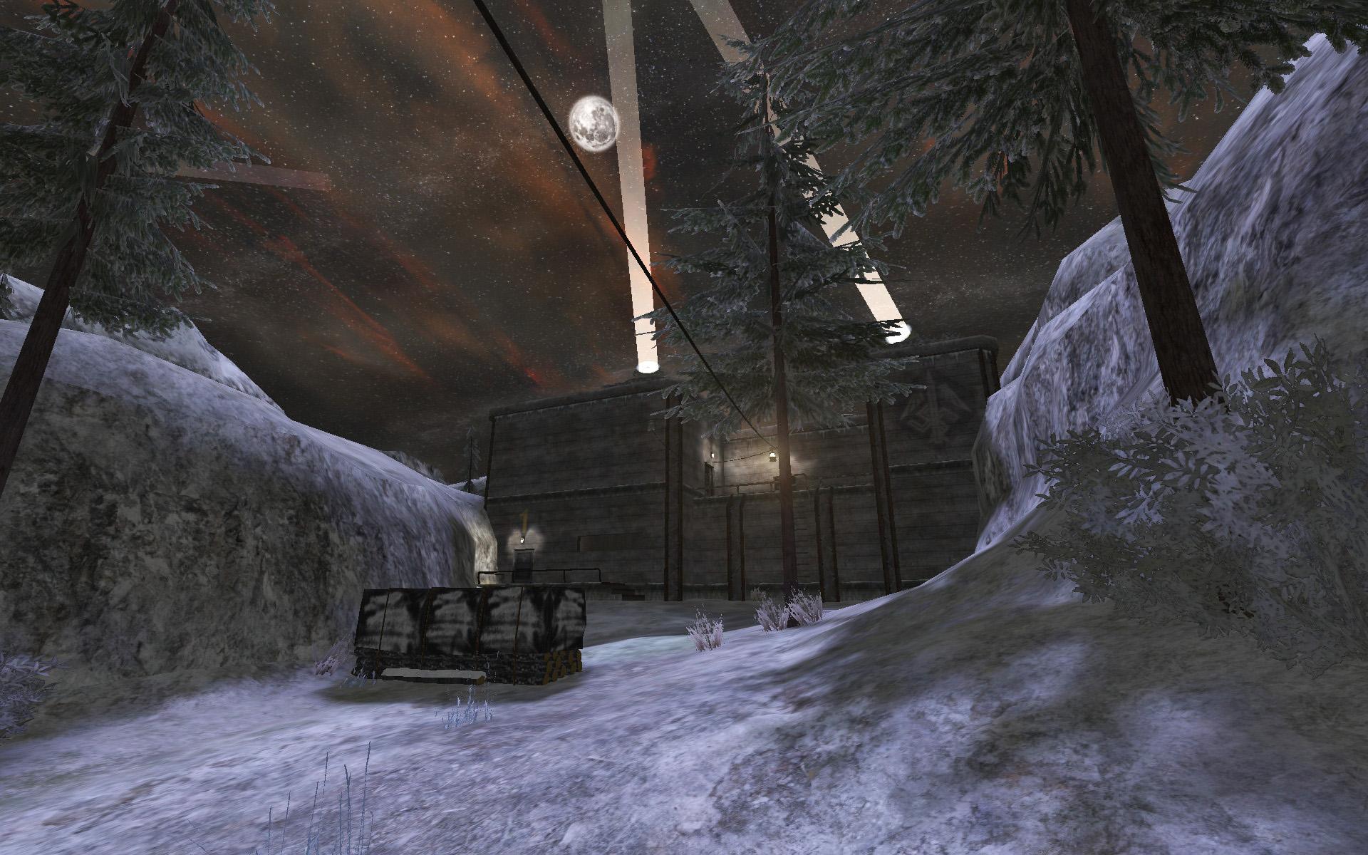 ETL Frostbite v4 addon - ET: Legacy mod for Wolfenstein