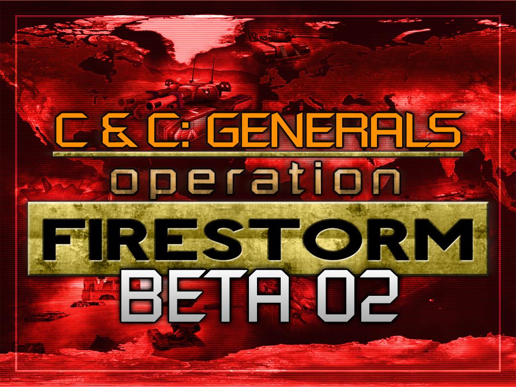 Operation Firestorm Beta 02 - Easy Install (ENG) file - Mod DB