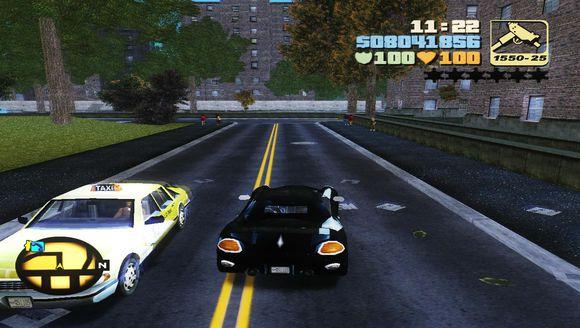 GTA III Dark Edition Auto Ready to Play file - Mod DB