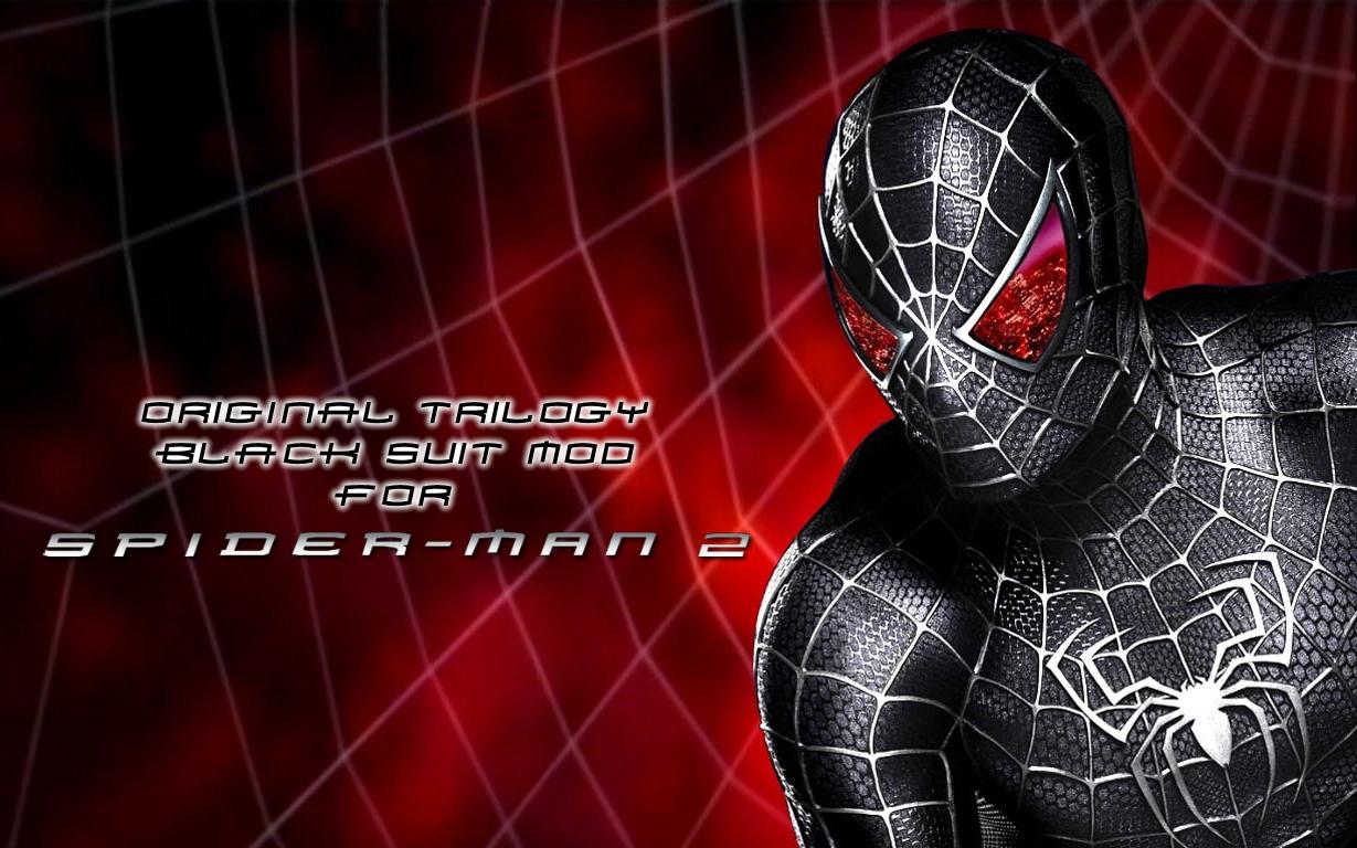 Black Suit Mod (Original Trilogy) for Spider-Man 2 file ...