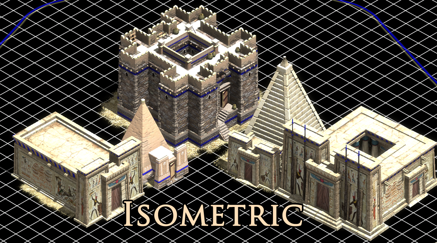 Config File to convert 0 A D  to isometric addon - Mod DB