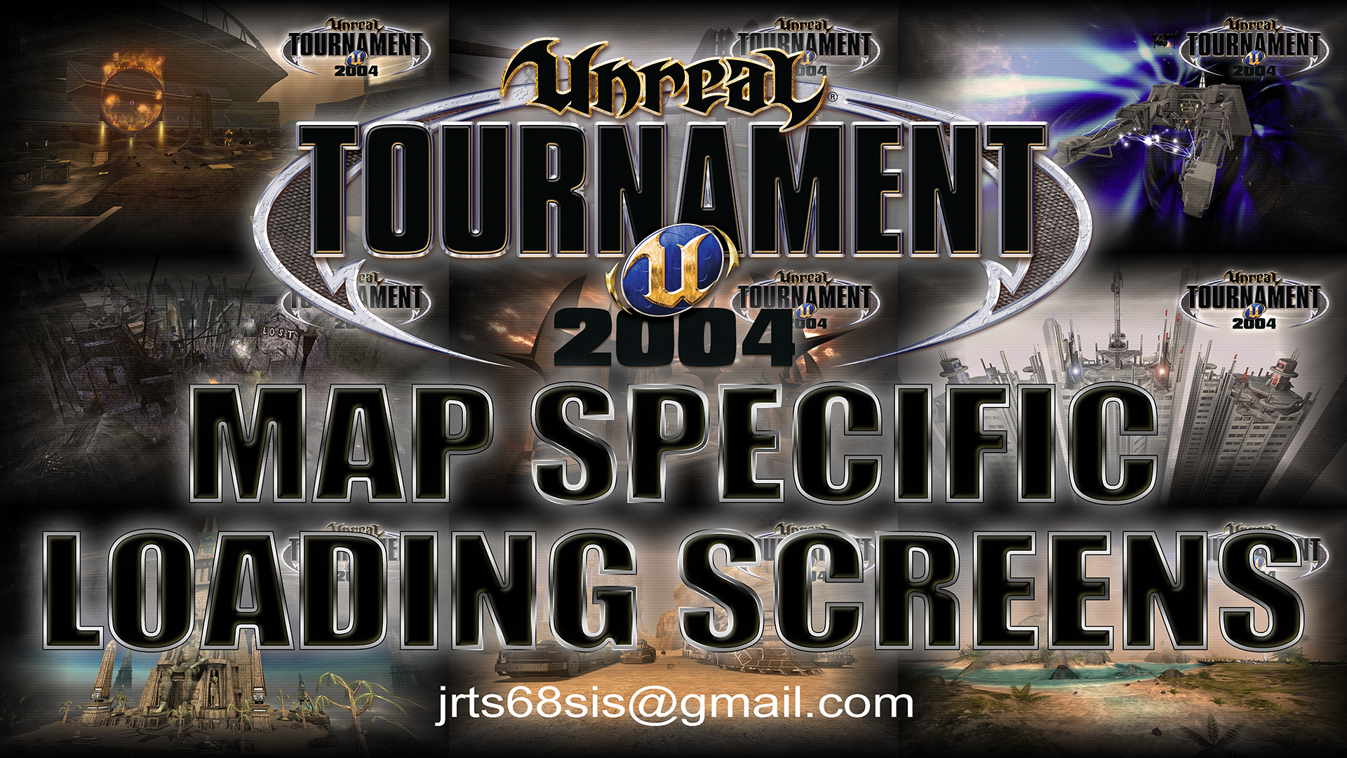 UT2k4MapSpecificLoadingScreens 16 9 addon - Unreal Tournament 2004