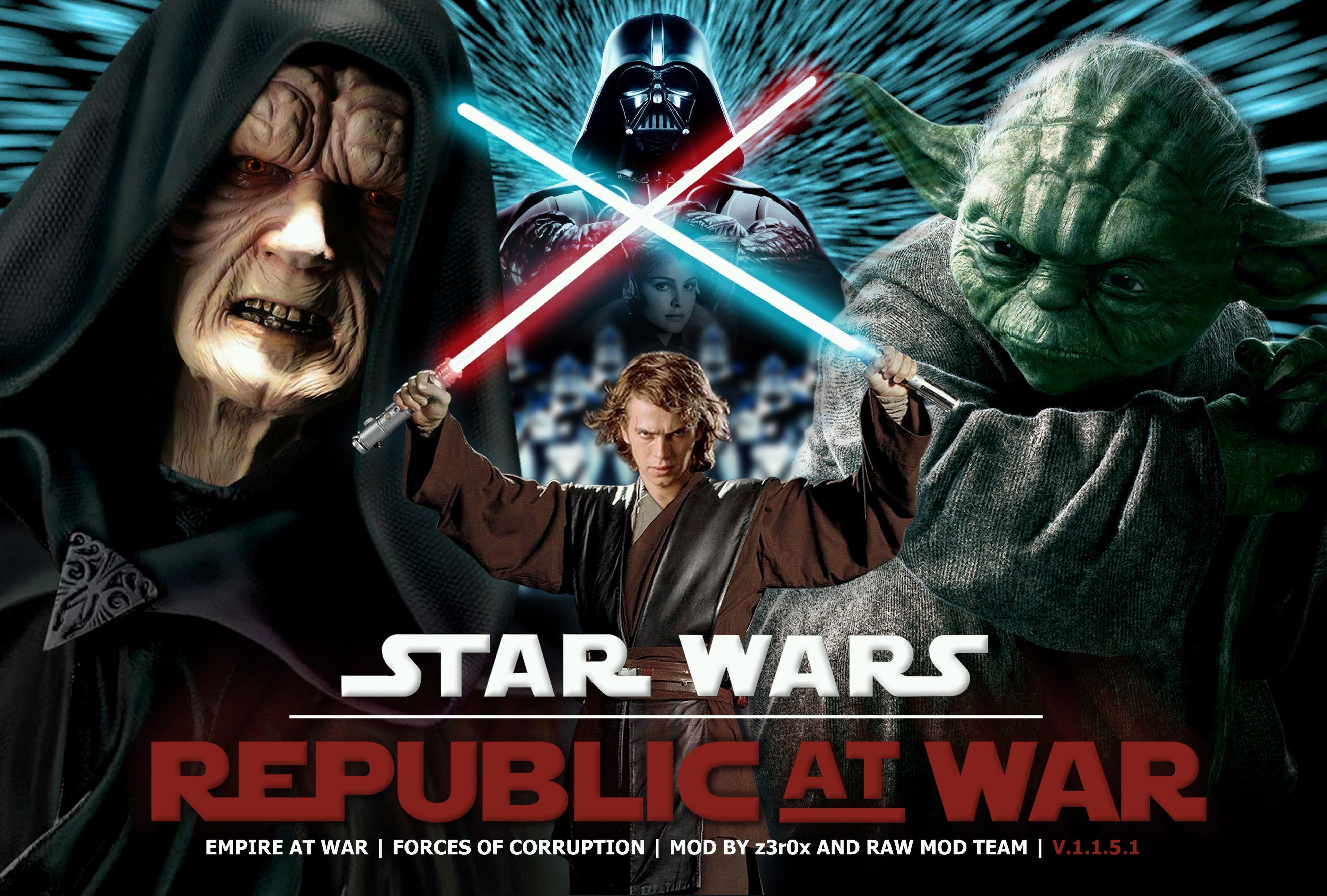 star wars empire at war forces of corruption no cd crack 1.5